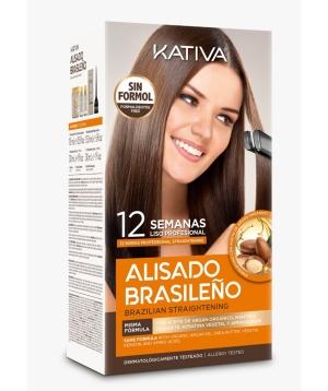 Kativa Alisado Brasileno