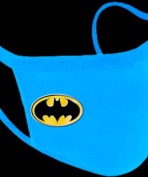 Παιδική Υφασμάτινη Μάσκα Batman