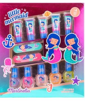 Martinelia Little Mermaid Nail Set