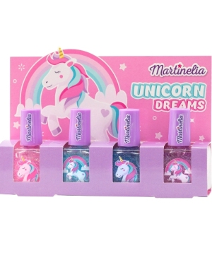 Martinelia Unicorn Dreams Nail Polish Set