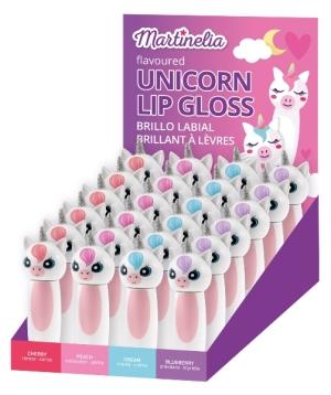 Martinelia Unicorn Lip Gloss (4 γεύσεις)
