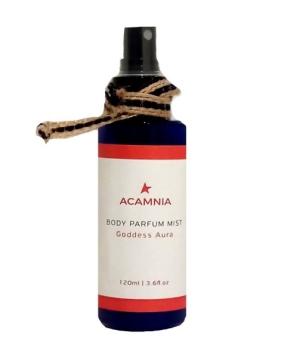 Acamnia Goddess Aura Body Perfume Mist