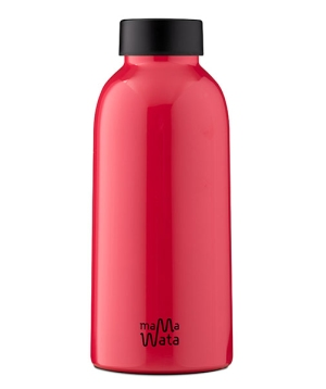Mama Wata Double Walled Bottle Red