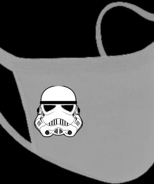 Παιδική Υφασμάτινη Μάσκα Star Wars
