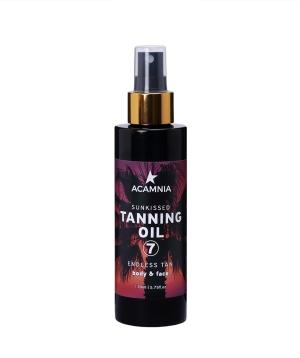 Acamnia Tanning oil