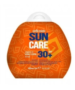 Cafe Mimi - Sun Care SPF 30+