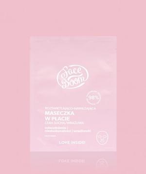 Faceboom Moisturizing & Illuminating Sheet mask