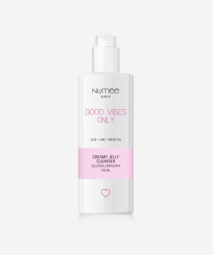 Numee - GOOD VIBES ONLY – Creamy Jelly Cleanser