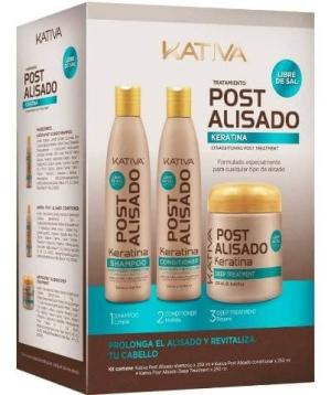 Kativa Kit Post Alisado