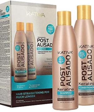 Kativa Post Alisado 2pcs Set