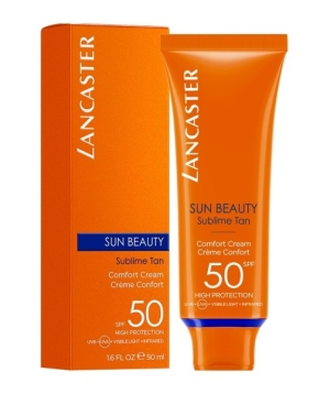 Lancaster Sun Beauty Sublime Tan Comfort Cream SPF50