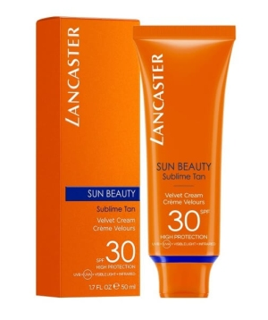 Lancaster Sun Beauty Sublime Tan Comfort Cream SPF30