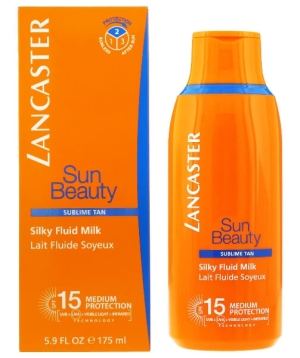 Lancaster Sun Beauty Silky Milk Sublime Tan SPF15