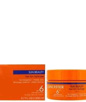 Lancaster Sun Beauty Tan Deepener Tinted Jelly