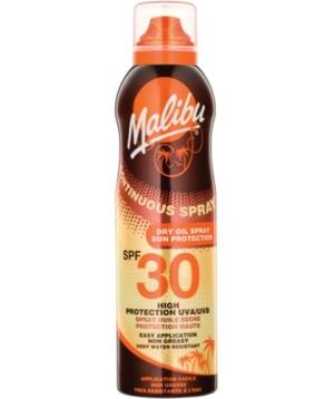 Malibu Continuous Dry Oil Spray SPF30