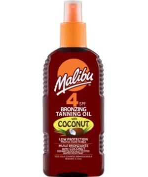 Malibu Λάδι Μαυρίσματος με άρωμα Καρύδας SPF8