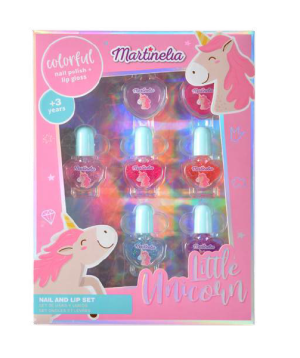 Martinelia Unicorn Nail Polish Set