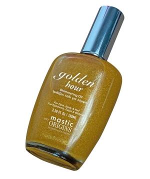 Mastic Origins Golden Hour Shimmer Oil