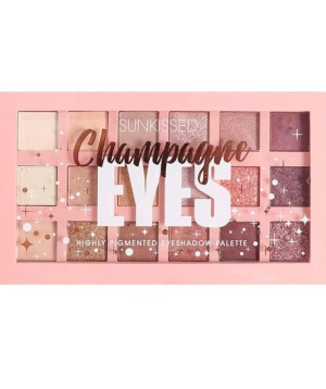Sunkissed Champagne Eyes eyeshadow palette