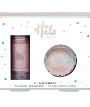 Technic Halo All That Shimmers Face & Body Highlighter Kit