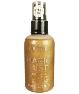 Technic Magic Mist Illuminating Setting Spray 24K Gold